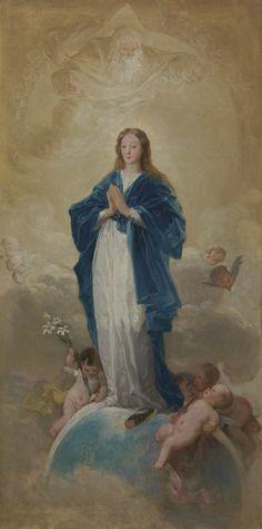 Francisco Goya-Inmaculada Concepción
