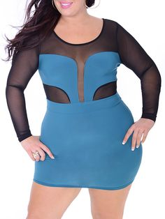 To The End (Plus)-Great Glam is the web's best sexy plus size online store clothing website for 1X 2X and 3X clothes for women and juniors.