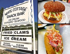 Vermont Roadside Snack Stops