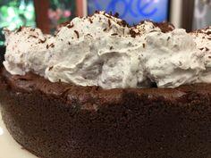 Torta de Chocolate Cremosa | Tortas e bolos > Receitas de Torta de Chocolate | Mais Você - Receitas Gshow