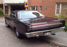 Plymouth Roadrunner 426 Hemi. 1968