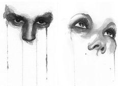 Tinta china, tutorial - Tutoriales arte de Totenart