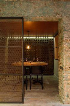 Bandol Bar & Restaurant by Kinnersley Kent Design.