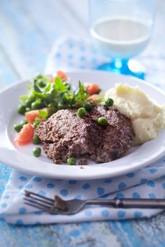 Everyday Food, Bon Appetit, Main Dishes, Steak, Healthy Recipes, Healthy Food, Beef, Dinner, Koti