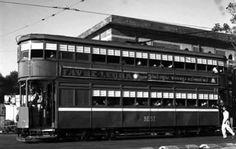 Double decker tram, mumbai
