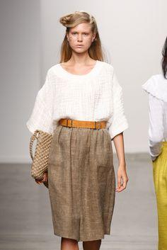 A Détacher Spring/Summer 2015 Collections | Mercedes-Benz New York Fashion Week | Moda & Estilo