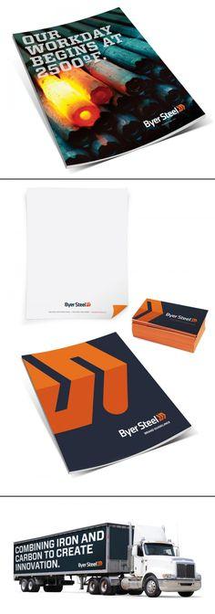 Byer Steel Rebrand.  http://www.intrinzicinc.com/work/byer-steel