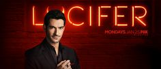 # Lucifer tv show. Just watched first episode tonight :-) i really liked it :-) cant wait for next weeks episode :-)