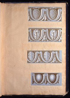 Sample Book, 1785–95