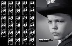 Arena Homme + by Neville Brody - Dezeen Neville Brody, Publication Design, Dezeen, Design Museum, Design Projects, Design Ideas, Magazine Design, Photo Wall, Stylists