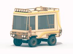 Low-Poly [Vehicles] - Timothy Reynolds - http://www.turnislefthome.com/