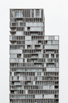 Stacked Vertical by Cory Stevens, via Behance