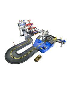 Hot Wheels Hot Rod Garage Set