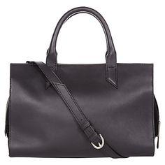 Buy Jigsaw Margot Work Bag Online at johnlewis.com Leather Work Bag b1705915713b4
