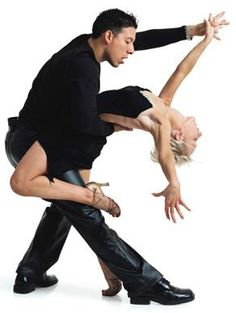 Experienced instructors lead beginners' salsa, tango, bachata, merengue, and more in active social settings of 40 Shall We Dance, Lets Dance, Dance Music, Danse Salsa, Learn Salsa, Crossfit, Simple Dance, Bodybuilding, Baile Latino