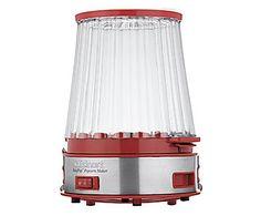 Pipoqueira Elétrica Inox Escovado - 110V