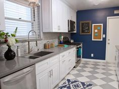 Team Drew: Kitchen, After in Brother Vs. Brother Season 2: Photo Highlights From Episode 5 from HGTV