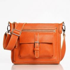 Roots - Uptown Satchel-italian Raw