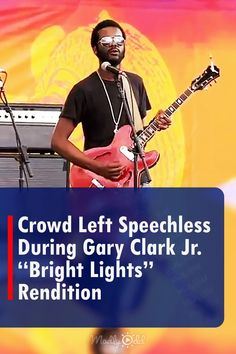 Eric Clapton is one of the most excellent musicians of all time. He had an ear for finding others like him, including Gary Clark Jr. Clapton invited Clark Jr. to perform at the Crossroads Guitar Festival, and the rest is history. #EricClapton #GaryClarkJr. #R&B