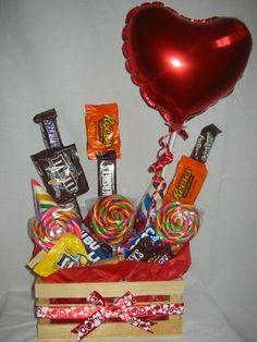 Ancheta de dulces