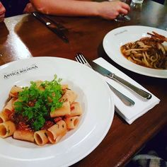 Italian local dining in London.   #foodblog #italianfood #london