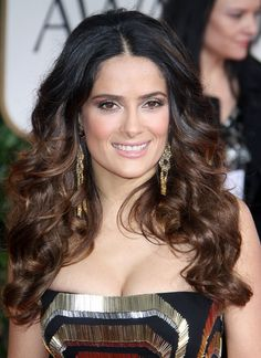 Salma Hayek Red Carpet