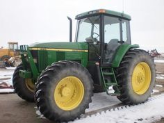 Jones Machinery, Inc - John Deere 7410