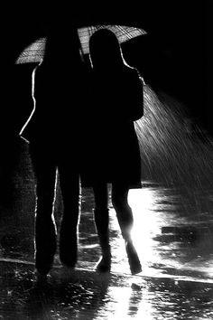 Umbrella in the rain Facebook Cover http://freefacebookcovers.net