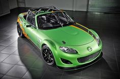 Mazda MX-5 GT. Is this car worthy of a place on this board?