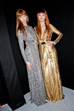 Elie Saab A/W12 if only I had an occasion...