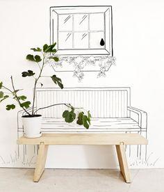 ¿Qué no tienes dinero para muebles? Píntalos : x4duros.com