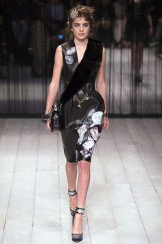 Alexander McQueen 16/17  Ready-To-Wear, Лондон