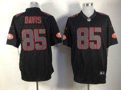 Custom Jerseys: Design Your Own Team T-shirts Super Bowl Xlvii, Nfl 49ers, Team T Shirts, San Francisco 49ers, Football Jerseys, Nike, Shopping, Vernon, Black