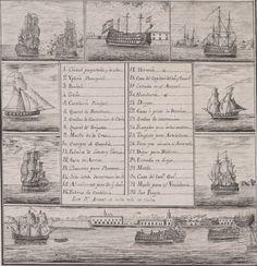 Dibujos del Museo Naval