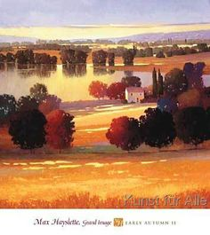 Max Hayslette - Early Autumn II