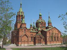 Храм. Челябинск