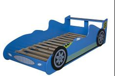 Blue Race Racing Car Kids Bed - Online Shopping with FactoryFast Australia $184.95