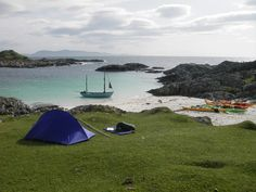 Paddle the Scottish Sea Kayak Trail. | 21 Life-Changing Things To Do In Scotland Before You Die