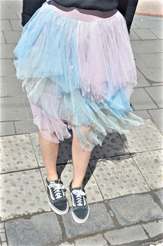 #skirt #new #collection #tulle #pastel #color #vivid #pleated #layered #unique #rainbow #golden #shine #glimmering #checkered #striped #budapest #szputnyikshop #szputnyik Boho Fashion, Vintage Fashion, Rockabilly Fashion, Summer Skirts, Geometric Designs, Printed Skirts, Budapest, Tulle, Pastel