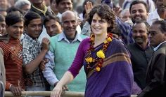 The Congress has been reluctant about admitting Priyanka Gandhi Vadra's role in the Congress party. Not anymore though or so as it seemed on Monday.
