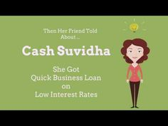 Cash Suvidha provides Business Loan for SME | Quick Loan in India