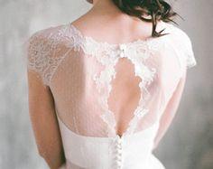 Neva romantic grey wedding dress tulle a-line di Milamirabridal