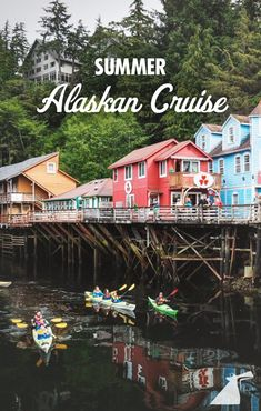There are hundreds of things to do on an Alaskan cruise. Luckily, there's also 20 hours of sunlight to do them. Vacation Places, Vacation Destinations, Vacation Trips, Dream Vacations, Vacation Spots, Places To Travel, Places To Go, Cruise Excursions, Cruise Travel