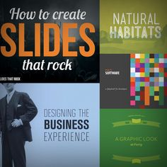 5 Gorgeous Note & Point Presentations You Have to See