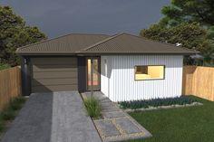 Costa Home Designs  Sunshine Coast Home Builders BIANCO166 Classic Facade