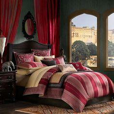 boho love - colorful bedroom