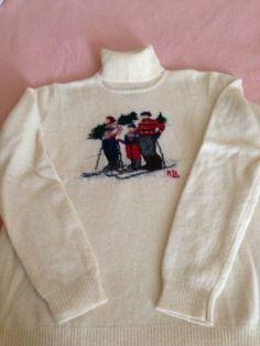 Ralph Lauren Women's Ski Sweater
