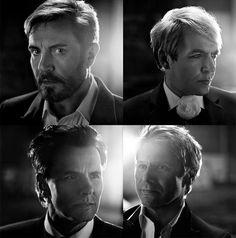 The Fab Four......Duran Duran