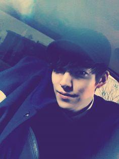Kim Woo Bin's selfies