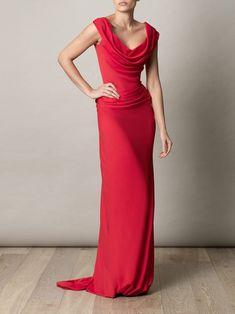 NUOVO con Etichetta M/&S Collezione Rosso Arancione taglio lungo Wrap Drape maniche corte top